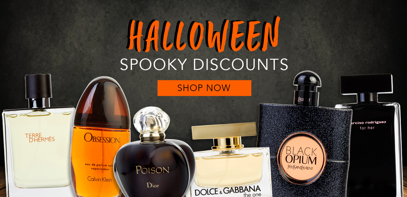 Halloween spooky discounts, shop now